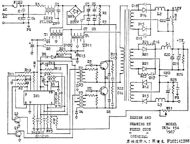 инвертор 494 - Рабочие схемы для Вас.